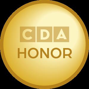 Cincinnati Design Awards - Honor Award Logo