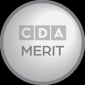 Cincinnati Design Awards - Merit Award Logo